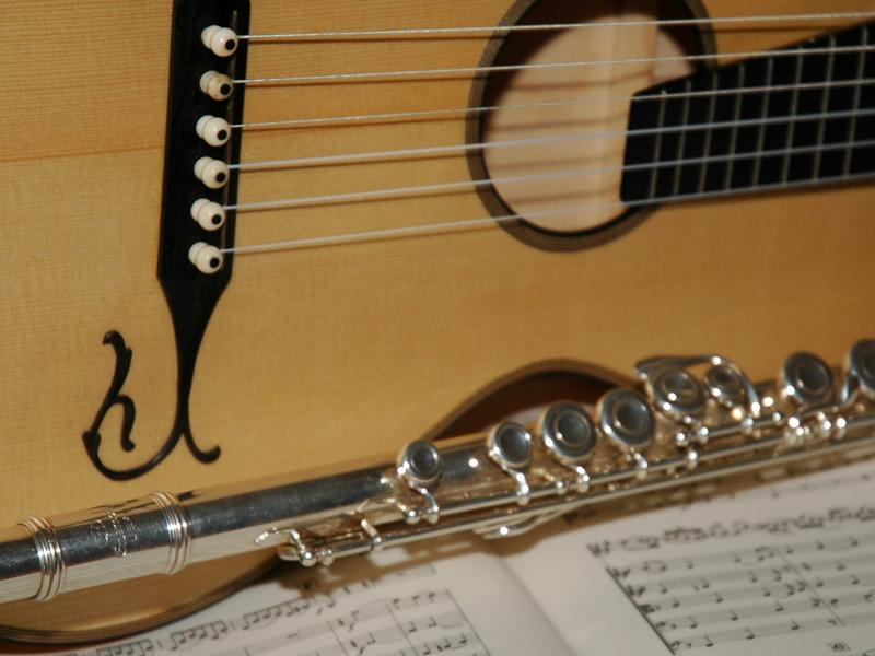Chamber Music at The Drake - Music for Guitar and Flute