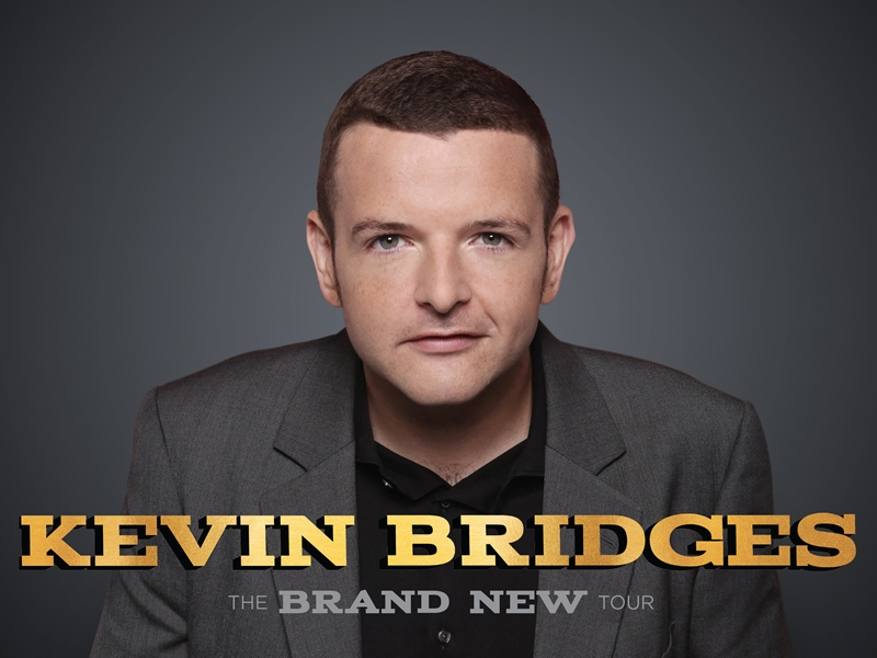 Kevin Bridges adds 4 extra Glasgow dates to meet phenomenal demand