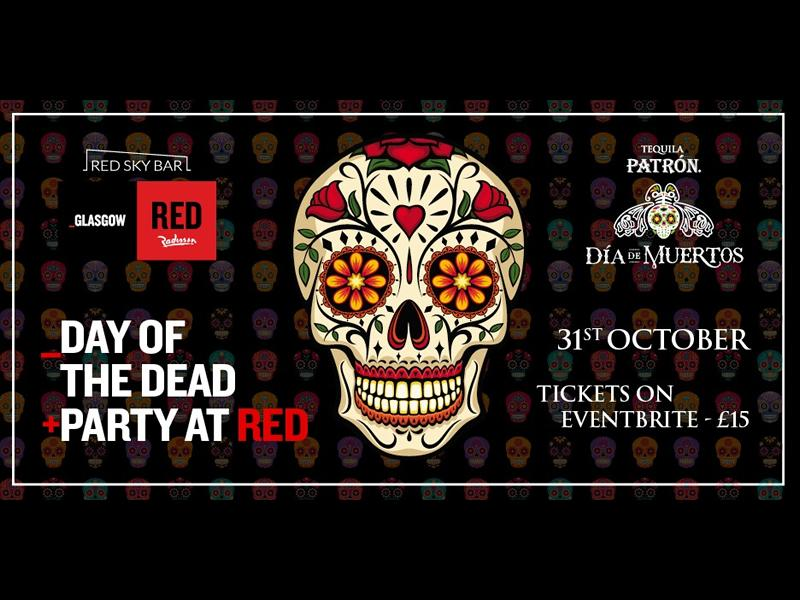 Day of the Dead, Party at RED