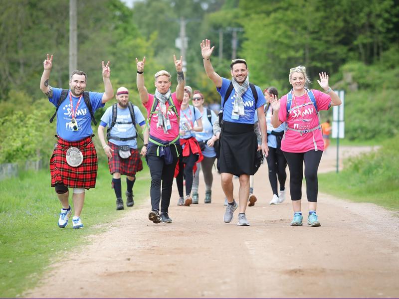 Glasgow Kiltwalk postponed as part of coronavirus measures