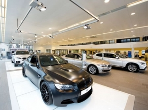 Harry Fairbairn BMW Giffnock