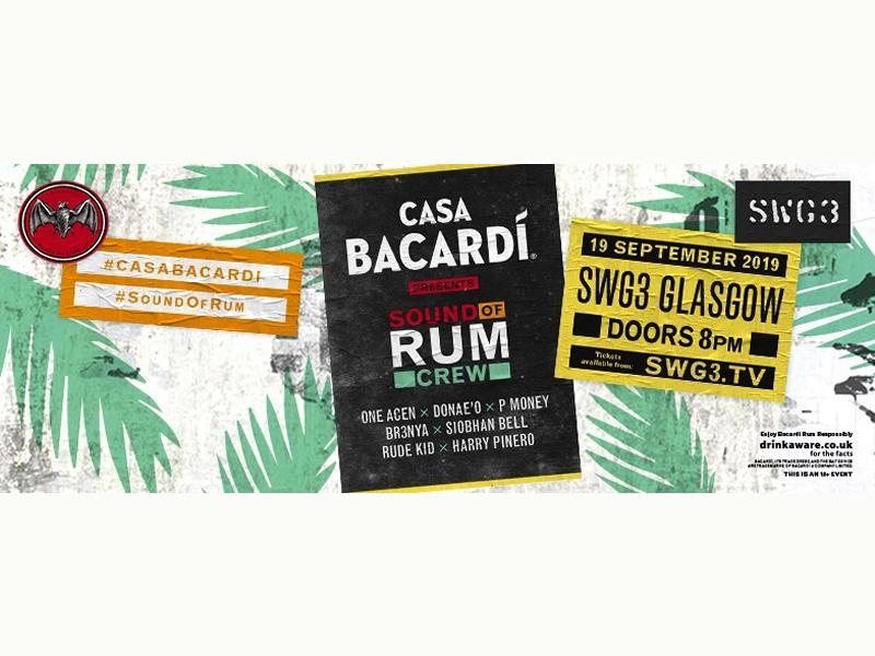 Casa Bacardi Presents: The Sound of Rum