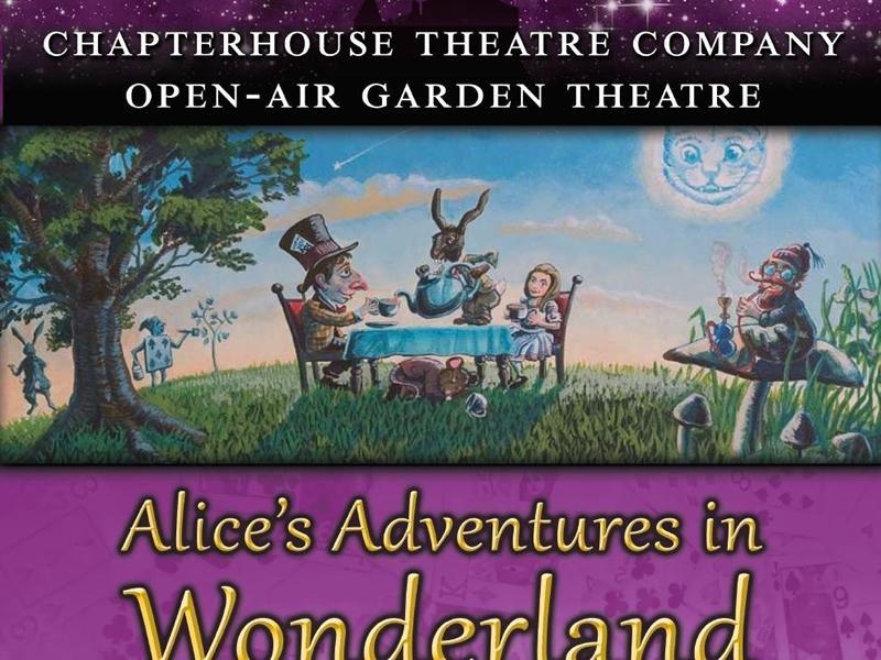 Chapterhouse presents Alice's Adventures in Wonderland - POSTPONED