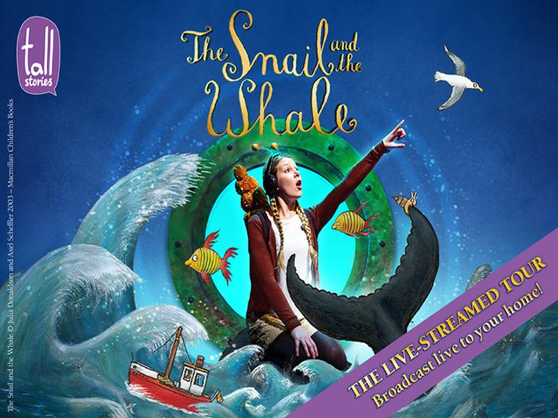 The Snail and the Whale - Live Streamed