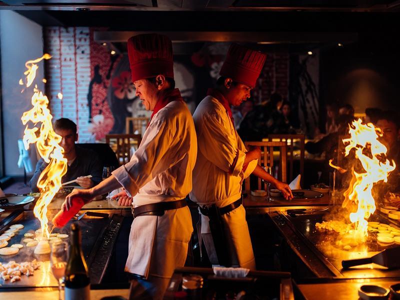 Benihana announces 2019 restaurant opening in Glasgow