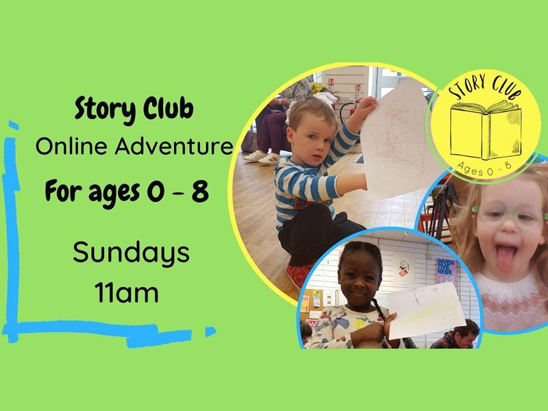 Story Club - Online Adventures