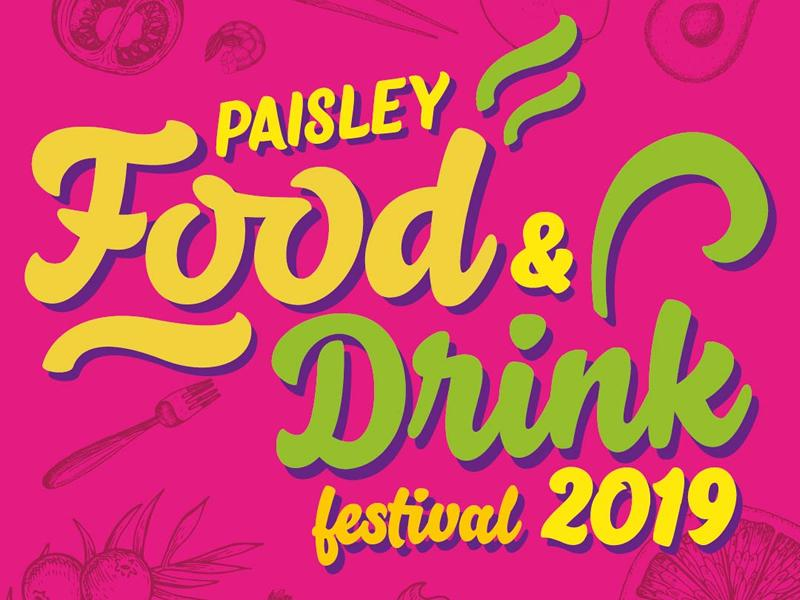 Paisley set to host its biggest and best Food and Drink Festival this weekend