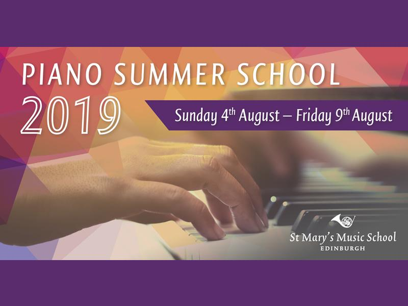 Piano Summer School - Residential