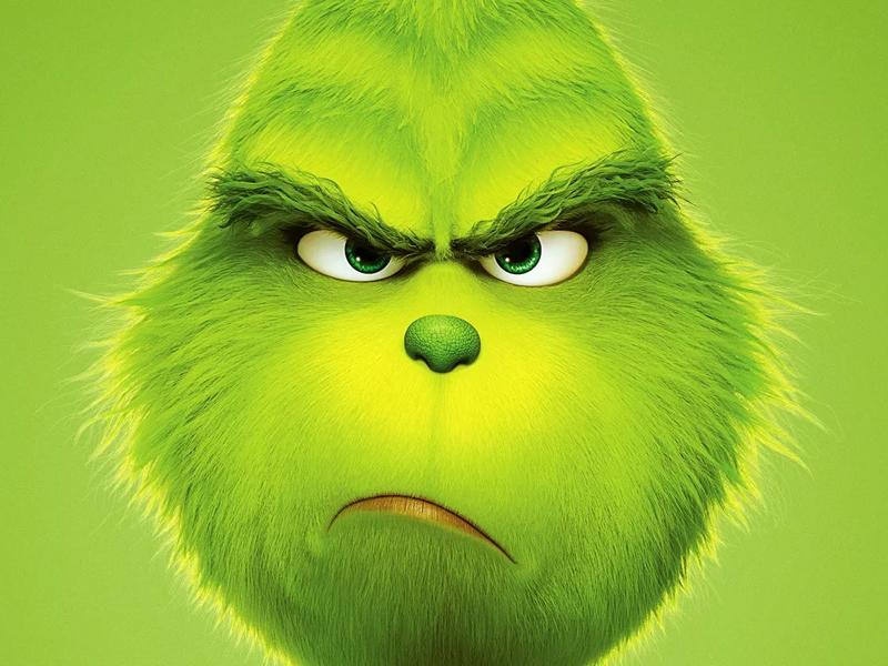 Community Cinema Presents... The Grinch - Autism Friendly Screening