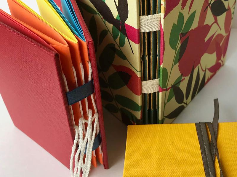 Bookbinding Workshop - Christmas Theme