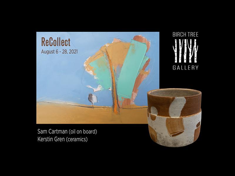 Exhibition 'ReCollect'