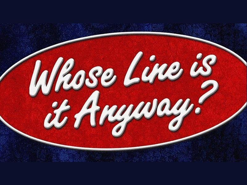 Whose Line Is It Anyway: Live at the Fringe