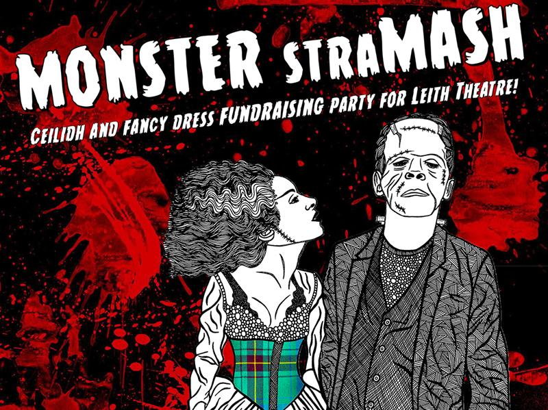 Monster SraMash: Ceilidh and Fancy Dress Fundraiser for Leith Theatre!
