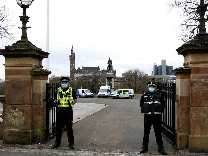Park visitors warned that alcohol not welcome in Kelvingrove