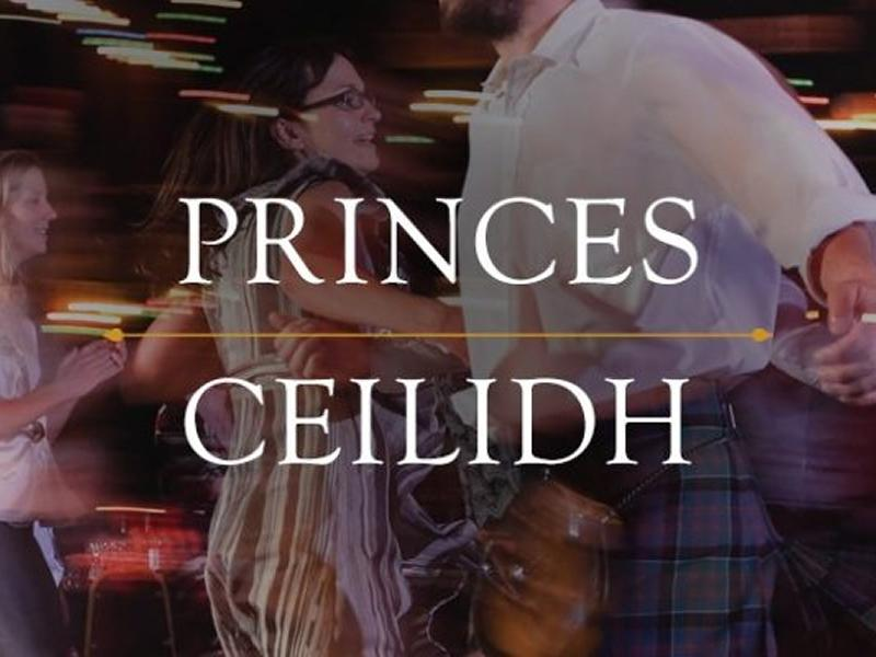 Ceilidh in the Courtyard