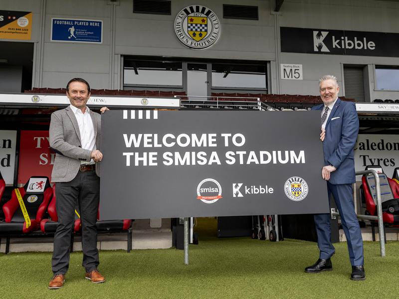 St Mirren Park renamed The SMISA Stadium to mark countdown to fan ownership