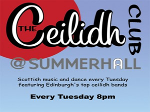 The Ceilidh Club at Summerhall