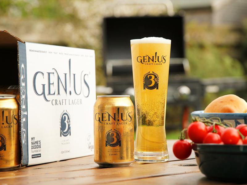 Glasgow based Genius Brewing secures Scotland wide ALDI listing