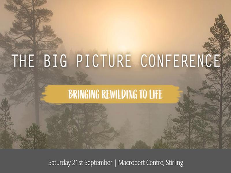 Rewilding Conference signals fresh thinking for the land and seas of Scotland
