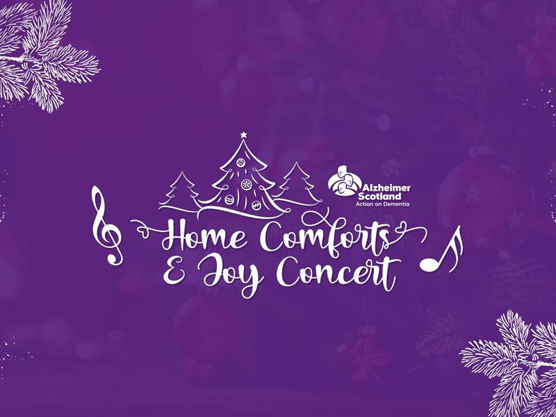 Home Comforts and Joy Online Festive Concert