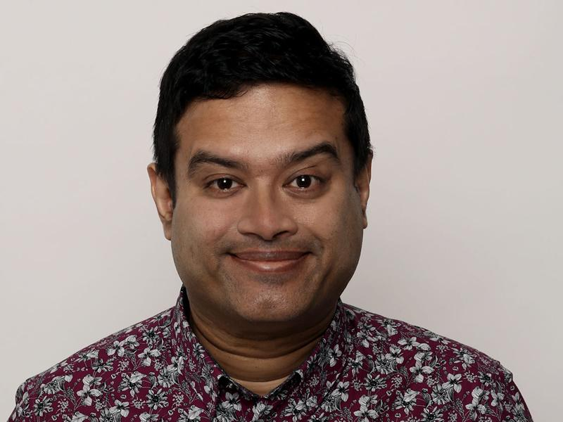 Paul Sinha: Hazy Little Thing Called Love - CANCELLED