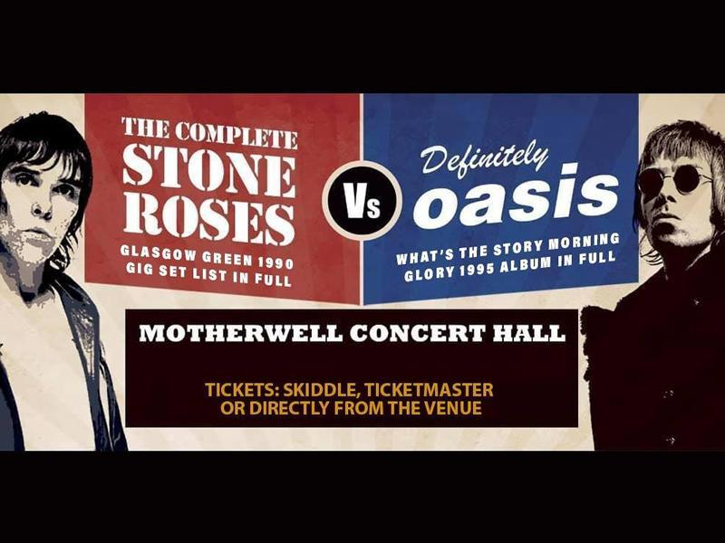 The Complete Stone Roses with Definitely Oasis