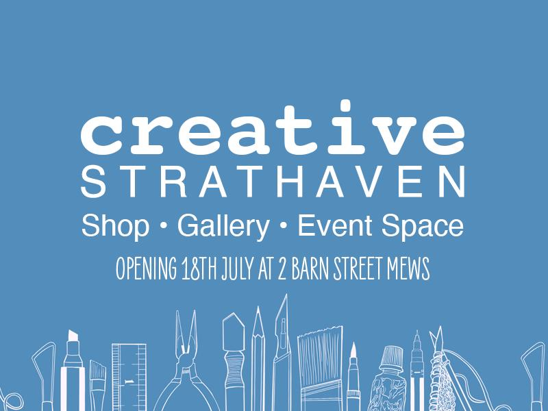 Creative Strathaven Opening Weekend