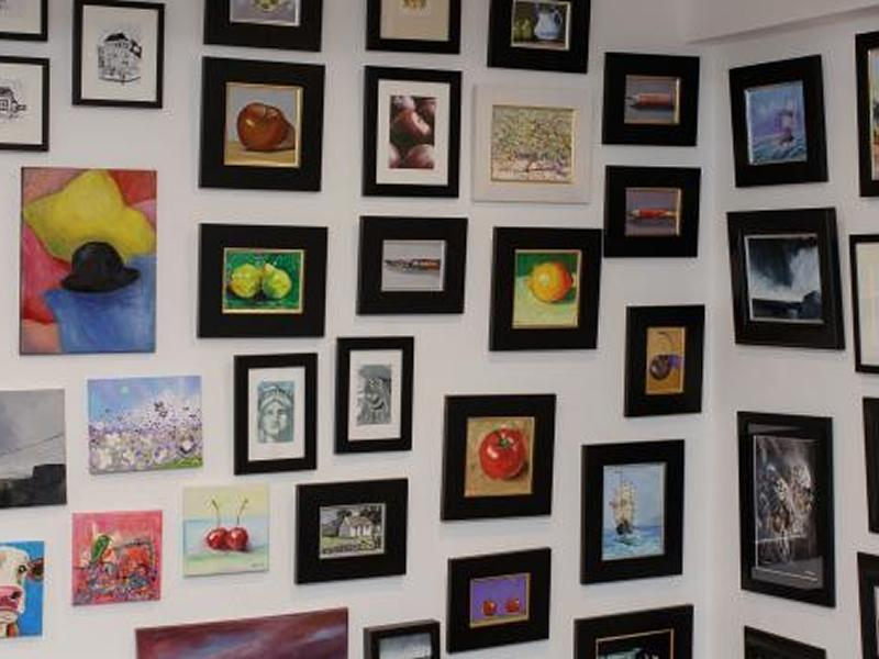 Beatson Cancer Charity Art Exhibition