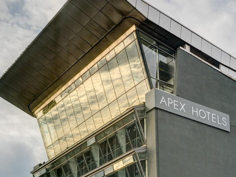 Apex City Of Glasgow Hotel