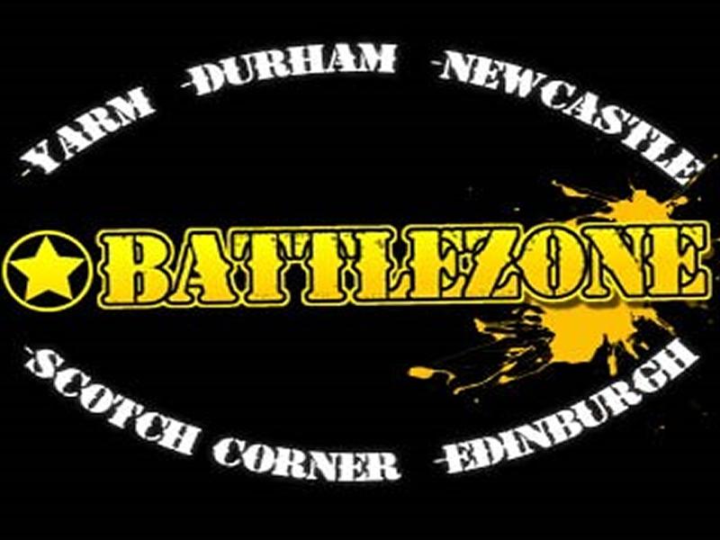 Battlezone Edinburgh