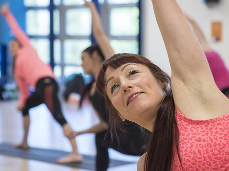 Grit your teeth and mix up your fitness regime with a Free Fitness Taster