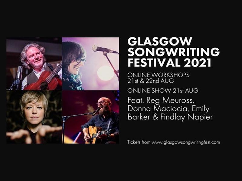 Glasgow Songwriting Festival