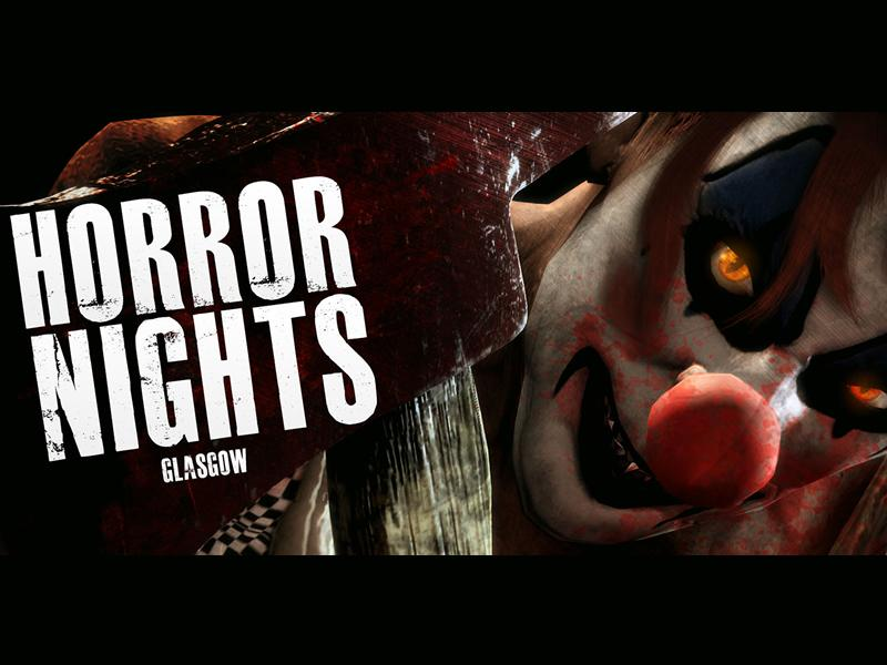 Horror Nights Glasgow