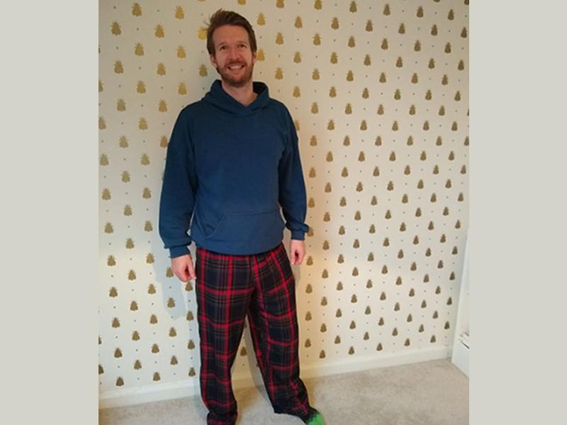Sew your own PJ's workshop