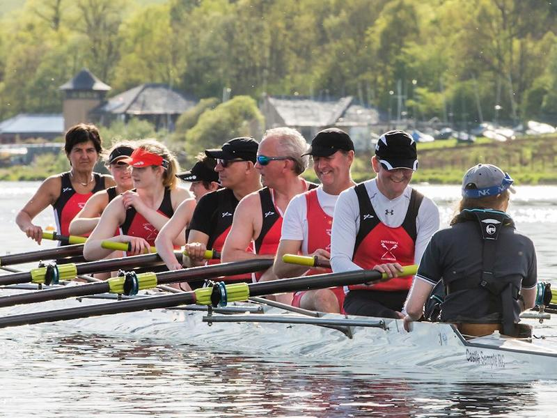 Castle Semple Rowing Club Regatta