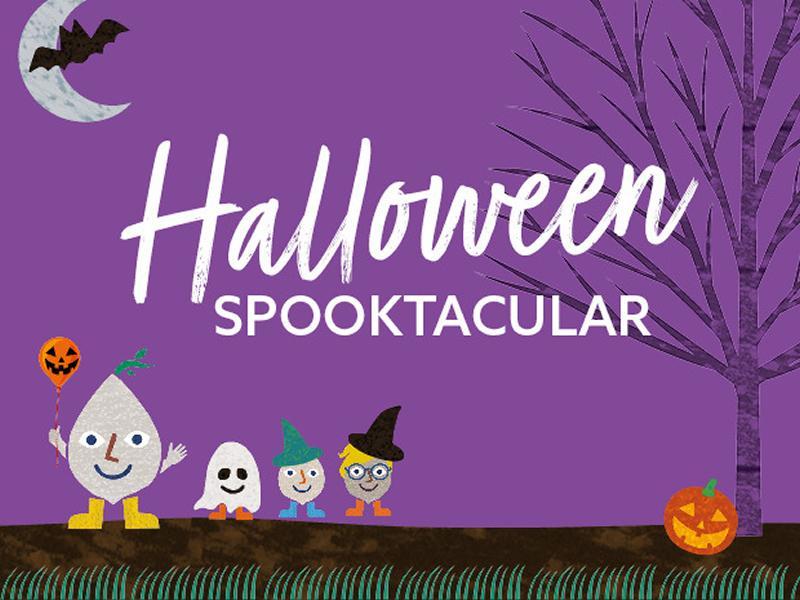 Halloween Spooktacular at Dobbies Dunfermline