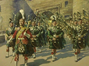 The Argyll and Sutherland Highlanders Regimental Museum