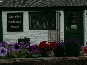 The Olde Christmas Shoppe  Aberfoyle
