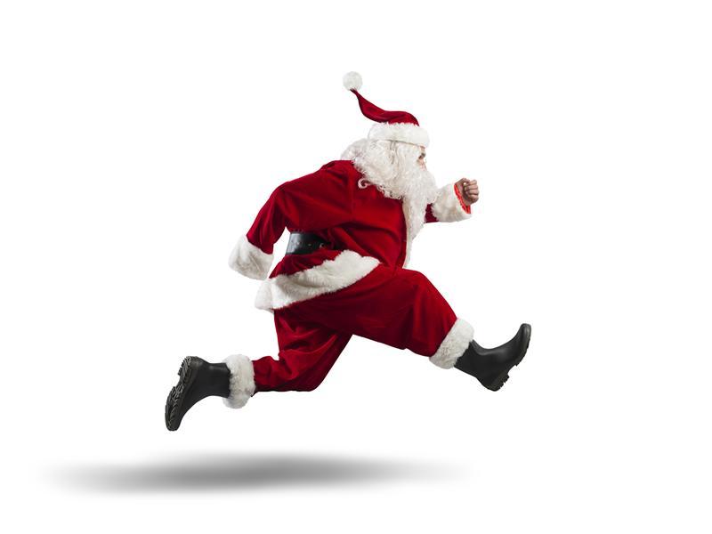 The Jingle Bell Virtual Run