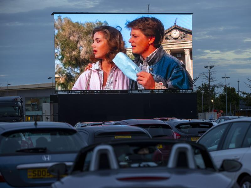 Grease at the drive in movies is the one that they want