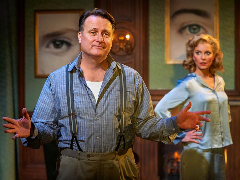 Creepy comedy thriller The Cat and the Canary arrives in Glasgow next week