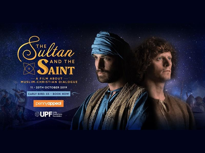 The Sultan and The Saint - Glasgow