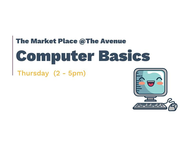 The Market Place Newton Mearns: Computer Basics