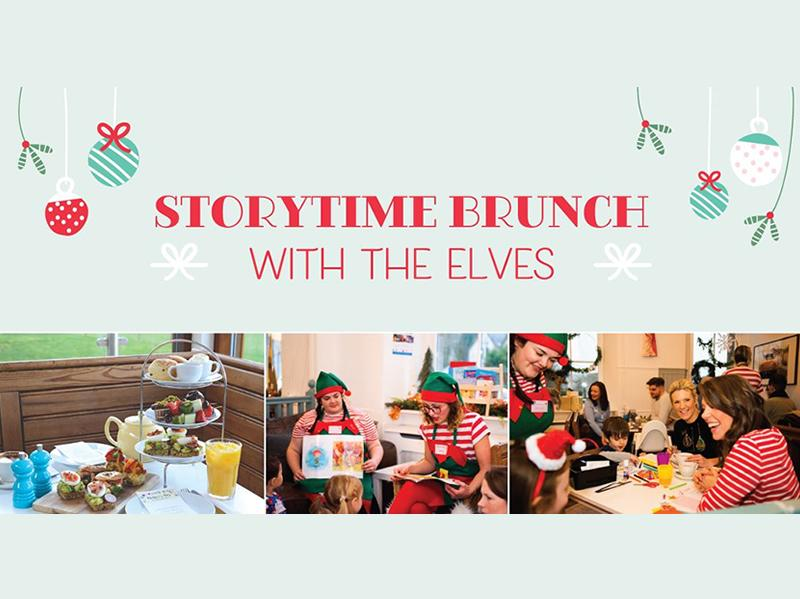 Little Elves Storytime Brunch