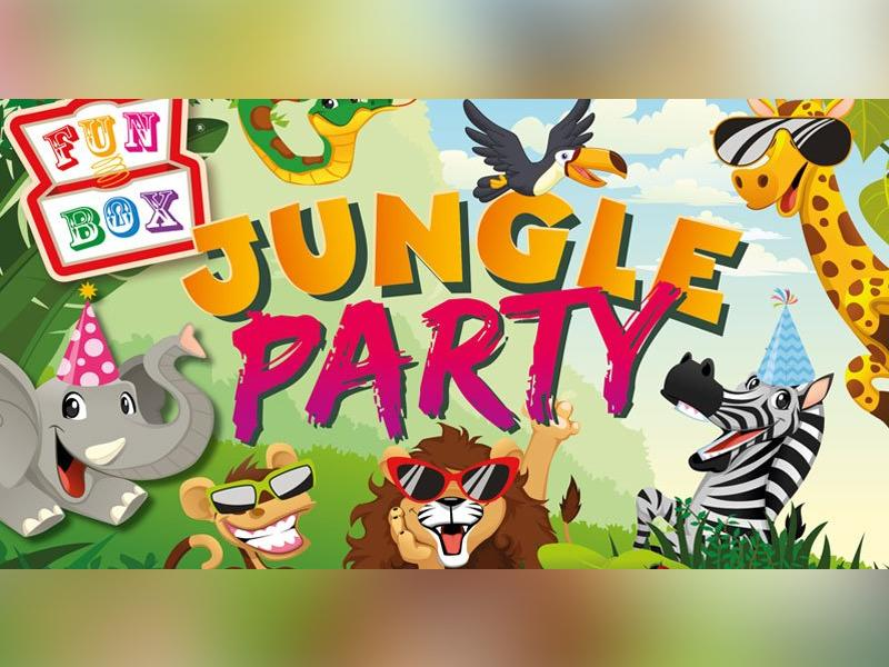 Funbox present Jungle Party
