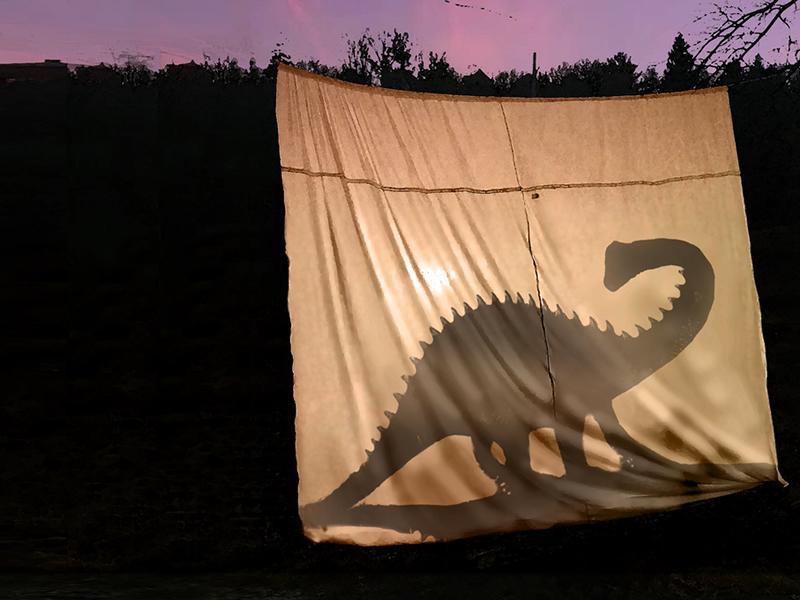 Spike - A Dinosaur Tale