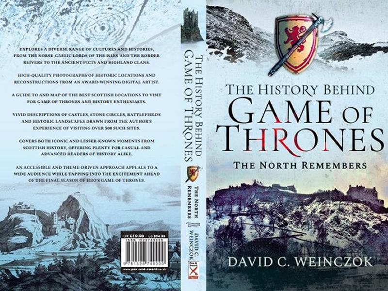 Gladstone's Land Lecture Series: The Scottish History behind Game of Thrones - CANCELLED