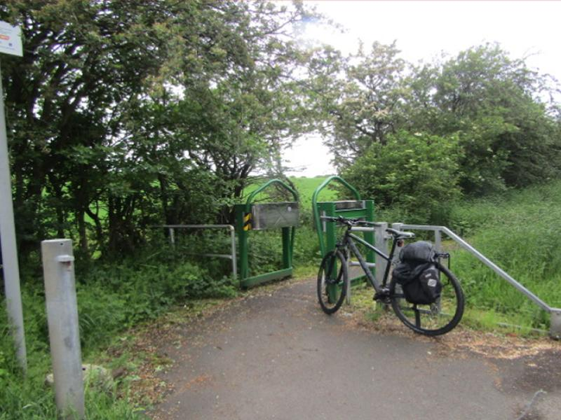 Guided Cycle Ride from Pivot to Woodilee and Back