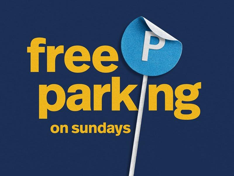 Free parking in July at St. Enoch Centre