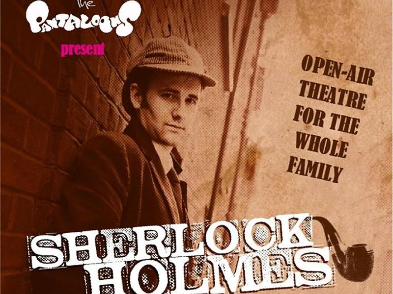 Pantaloons Present Sherlock Holmes